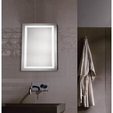 LED Electric Rectangle Mirror