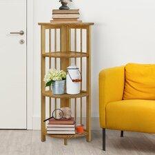 """Taube 38"""" Corner Unit Bookcase"""