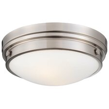 Southwood 2-Light Flush Mount