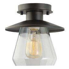 La Grange 1-Light Semi Flush Mount