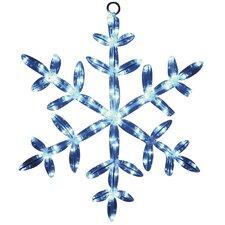 LED Tube Light Snowflake