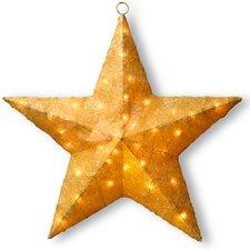 Sisal Star Christmas Decoration