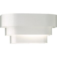 Catt Tri Band Louver with No Ballast 1-Light Flush Mount