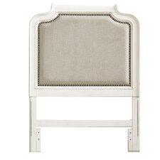 Jamari Panel Bed - Upholstered Headboard by Viv + Rae