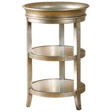 Salkeld Three Shelf End Table by Astoria Grand