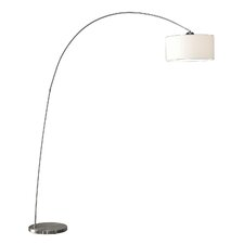 "Delcambre 81"" Arched Floor Lamp"