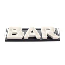 Manteo 4 Piece Bar Divided Serving Dish Set