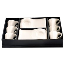 Manteo 12 Piece Espresso Cup Set
