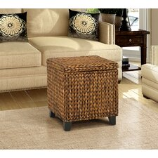 Dimitri Cube Storage Ottoman by World Menagerie
