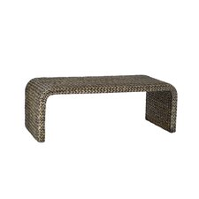 Dimitri Rectangle Coffee Table by World Menagerie