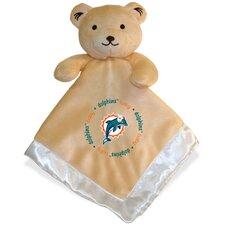 NFL Snuggle Bear Baby Blanket