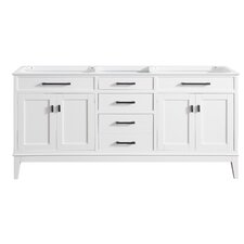 Chesterville 72 Bathroom Vanity Base by Red Barrel Studio