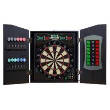 Cricketmaxx 5.0 Dartboard Cabinet Set by Arachnid