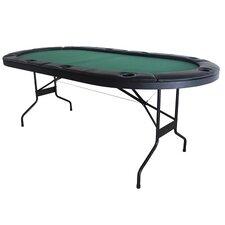 "84"" 'The Gambler' Folding Poker Table"