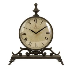 Roman Numerals Mantel Clock