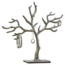 20 Branch Casted Tree of Life Jewelry Stand