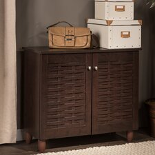 9-Pair Shoe Storage Cabinet