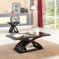 Annicca Coffee Table Set (Set of 2) by Wade Logan