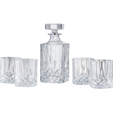 Lenoir 5-Piece Decanter Set