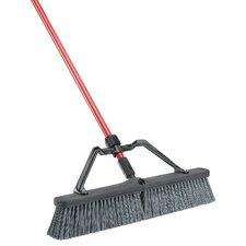 Rough Surface Heavy Duty Push Broom