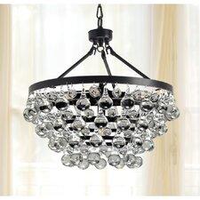 5-light Crystal Mini Chandelier