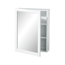 51cm x 66cm Wall Mount Mirror Cabinet