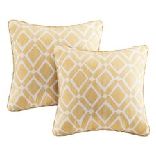 quick view annagrove throw pillow - Gold Decorative Pillows