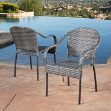 Nata Dining Arm Chair (Set of 2)