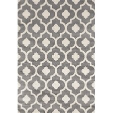 Brainard Gray Area Rug