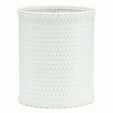 White Bathroom Trash Can My Web Value - White bathroom trash can