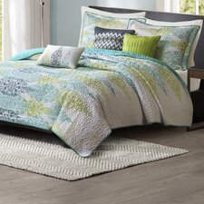 Conrad 6 Piece Quilt Set