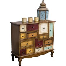 Montgomery 9 Drawer and 2 Door Cabinet by Bungalow Rose