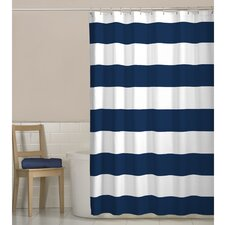 Daggett Fabric Shower Curtain