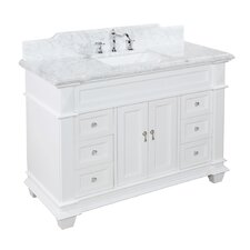 "Elizabeth 48"" Single Bathroom Vanity Set"