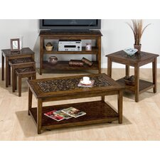 Marcel 3 Piece Nesting Chairside Tables by World Menagerie