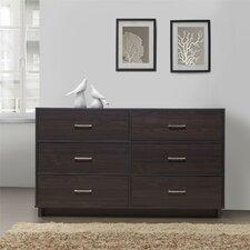 Chappell 6 Drawer Dresser