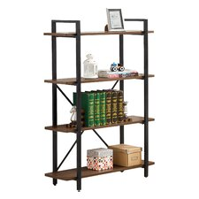 "Ross 52"" Etagere Bookcase"