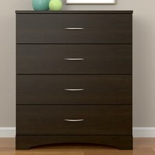 Kourtney 4 Drawer Dresser