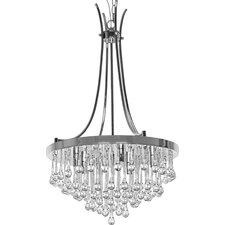 crystal chandeliers you'll love  wayfair, Lighting ideas