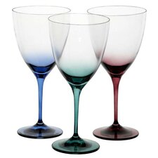 Jewels 400ml All Purpose Wine Glass (Set of 6)