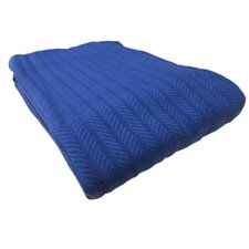 Colbert All Seasons Cotton Cable Throw Blanket