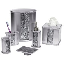 Tara 6 Piece Bathroom Accessory Set