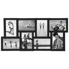 8 Slot 4'' x 6'' Puzzle Picture Frame