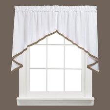 Navarre Swag Curtain Valance