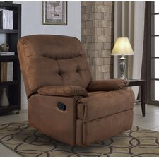 Big Jack Pro Earth Tone Microfiber Recliner