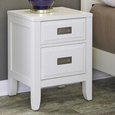 Darrow 2 Drawer Night Stand by Mercury Row