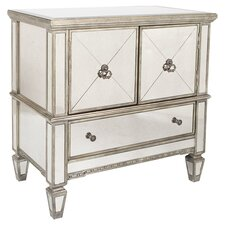 Apolline 3 Drawer Console Cabinet by Willa Arlo Interiors