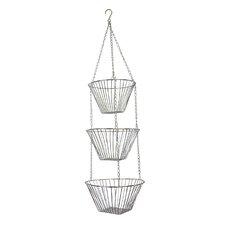 Hinsdale Hanging Fruit Basket