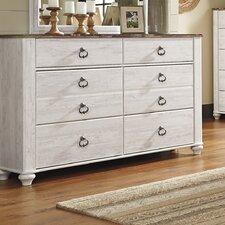 Berklee 6 Drawer Dresser