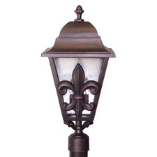 Americana Fleur De Lis Series 3-Light Lantern Head